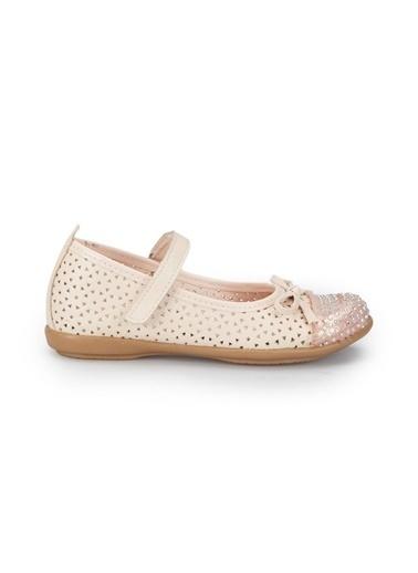 Pink Step Ayakkabı Pudra